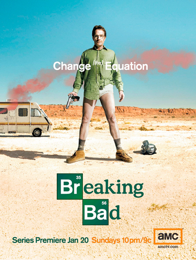 Breaking Bad S01 E01 Cut