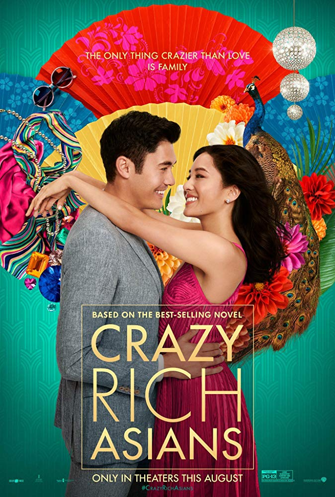 Crazy Rich Asians 2018 Cut