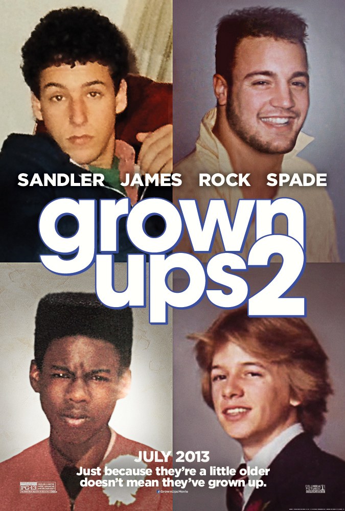 Grown Ups 2 2013 Cut