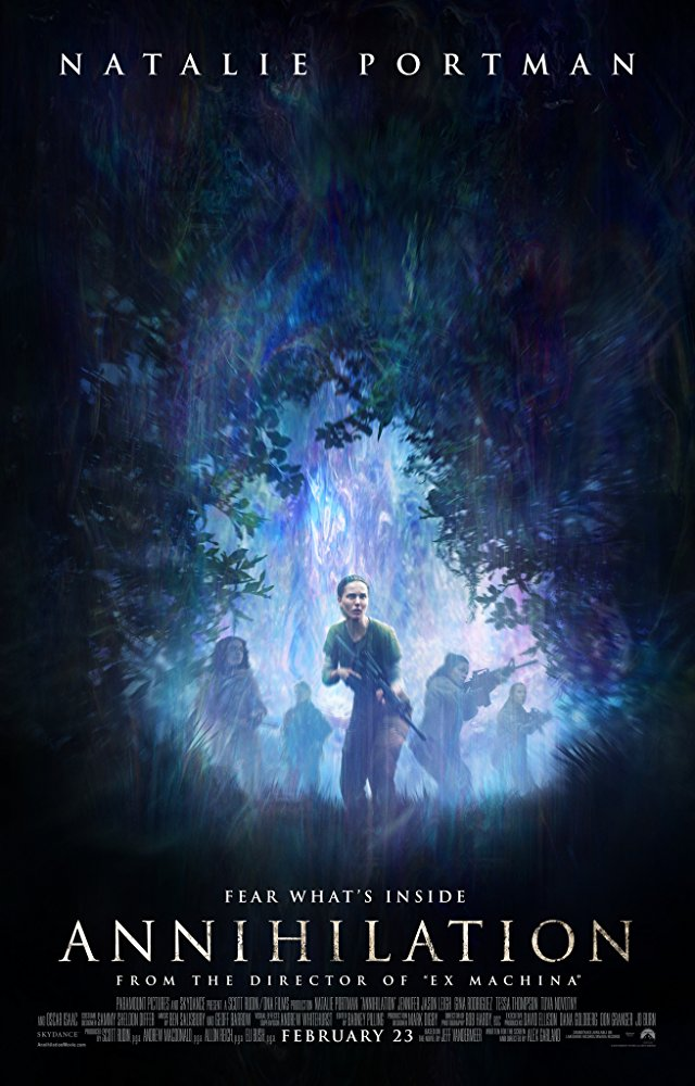 Annihilation 2018 Cut