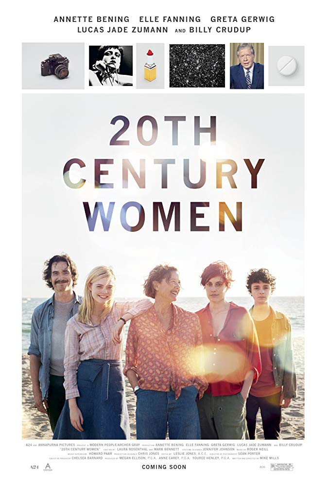 20th Century Women 2016 Cut
