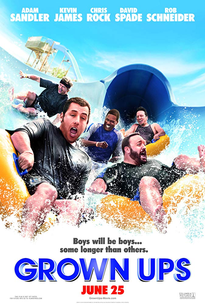 Grown Ups 2010 Cut