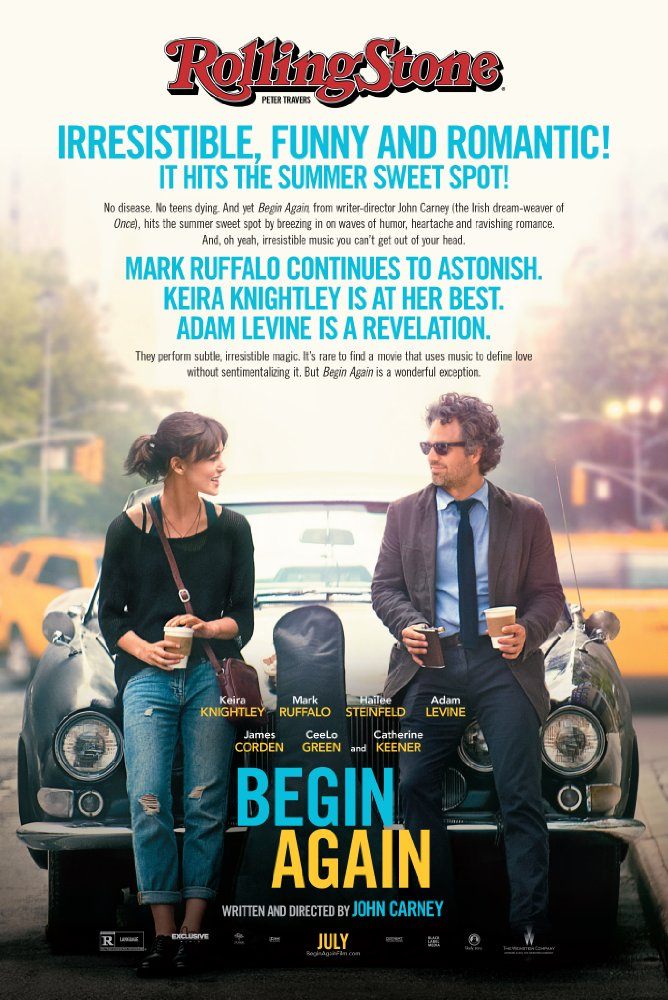 Begin Again 2013 Cut