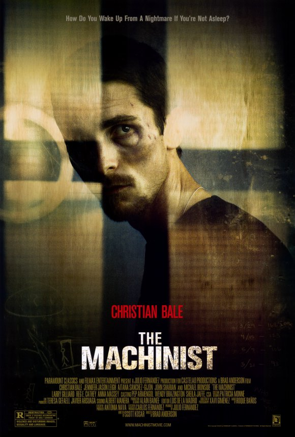 The Machinist 2004 Cut