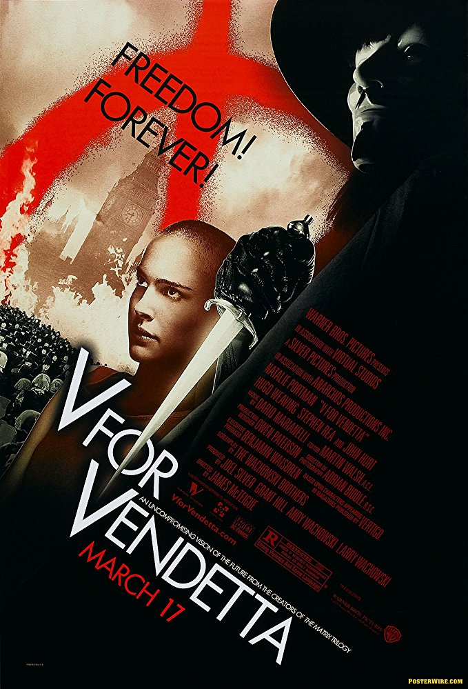 V for Vendetta 2005 Cut