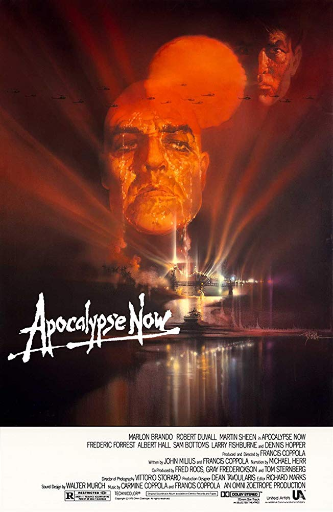 Apocalypse Now 1979 Cut