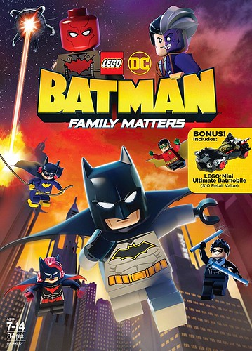 2019 LEGO DC: Batman - Family Matters