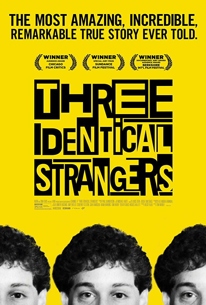 Three Identical Strangers 2018