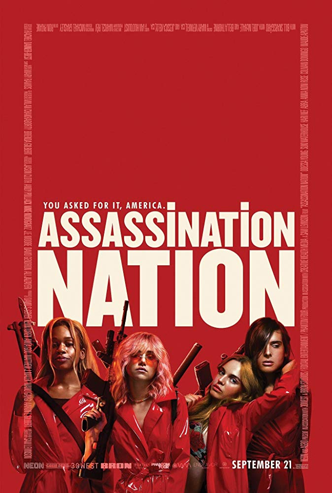 Assassination Nation 2018 Cut