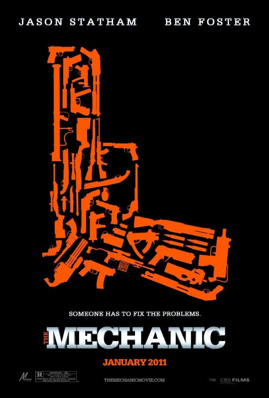 The Mechanic 2011 Cut