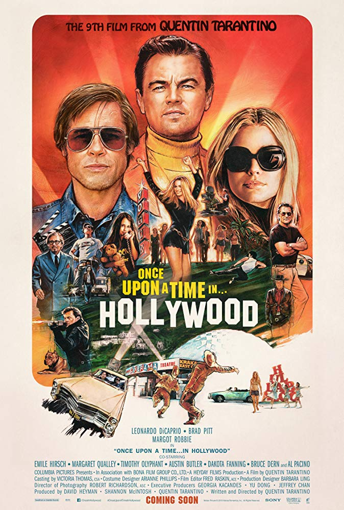 Once Upon a Time ... in Hollywood 2019 Cut
