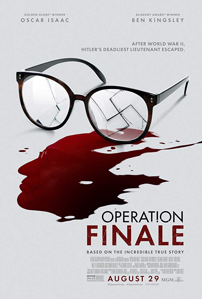 Operation Finale 2018