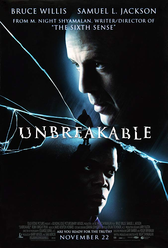Unbreakable 2000 Cut