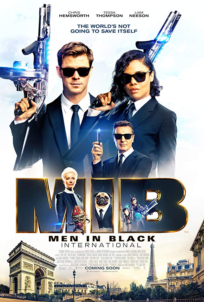 Men in Black: International HD 2019