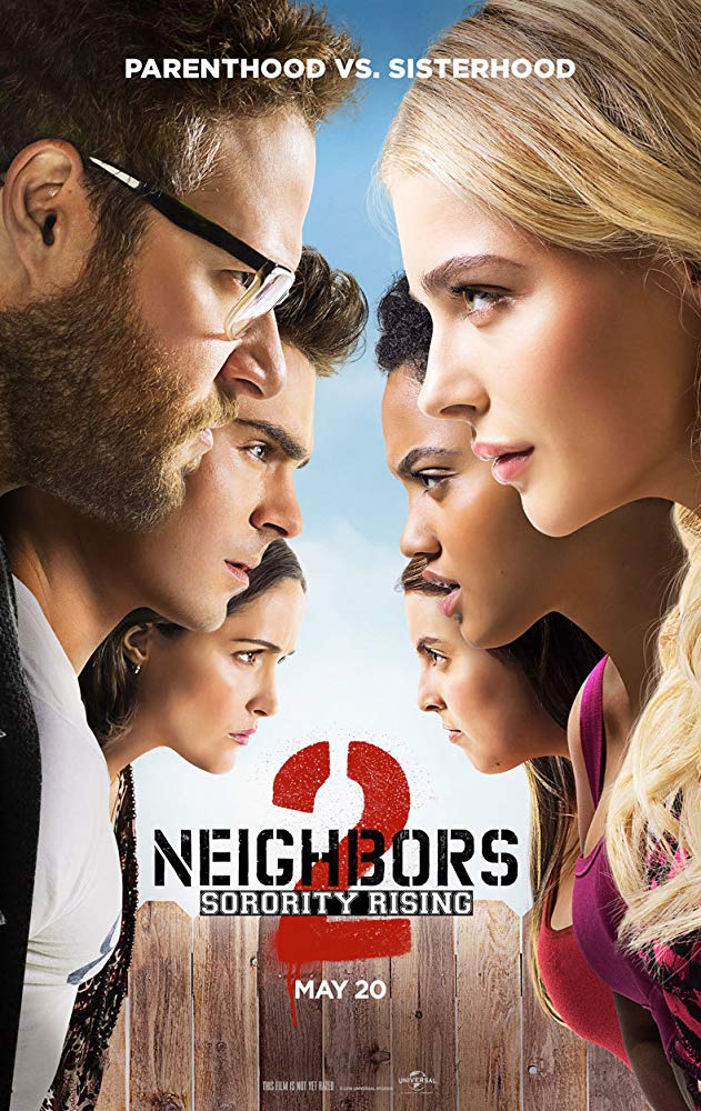 Neighbors 2: Sorority Rising 2016 Cut