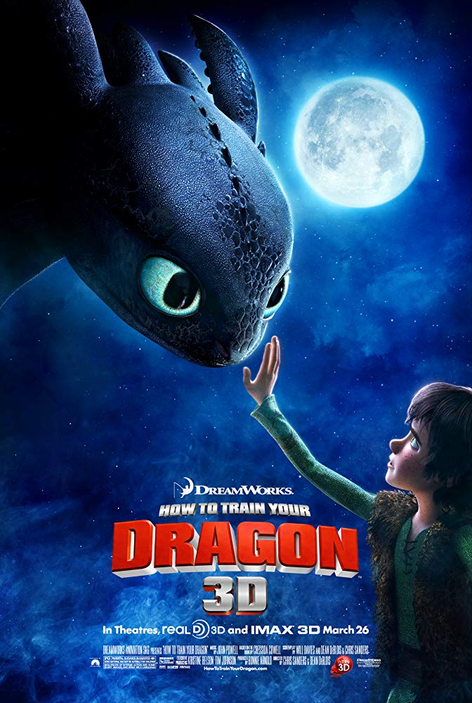 2010 How to Train Your Dragon