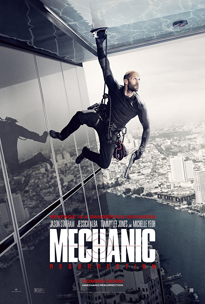 2016 Mechanic: Resurrection