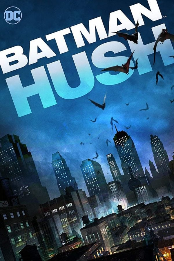 2019 Batman: Hush