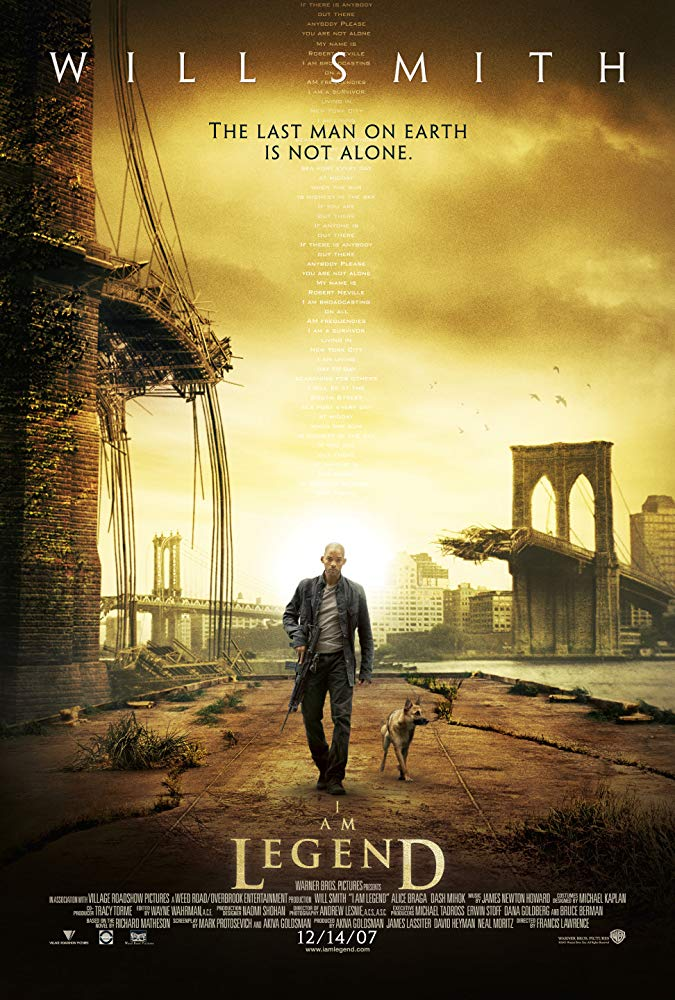 2007 I Am Legend