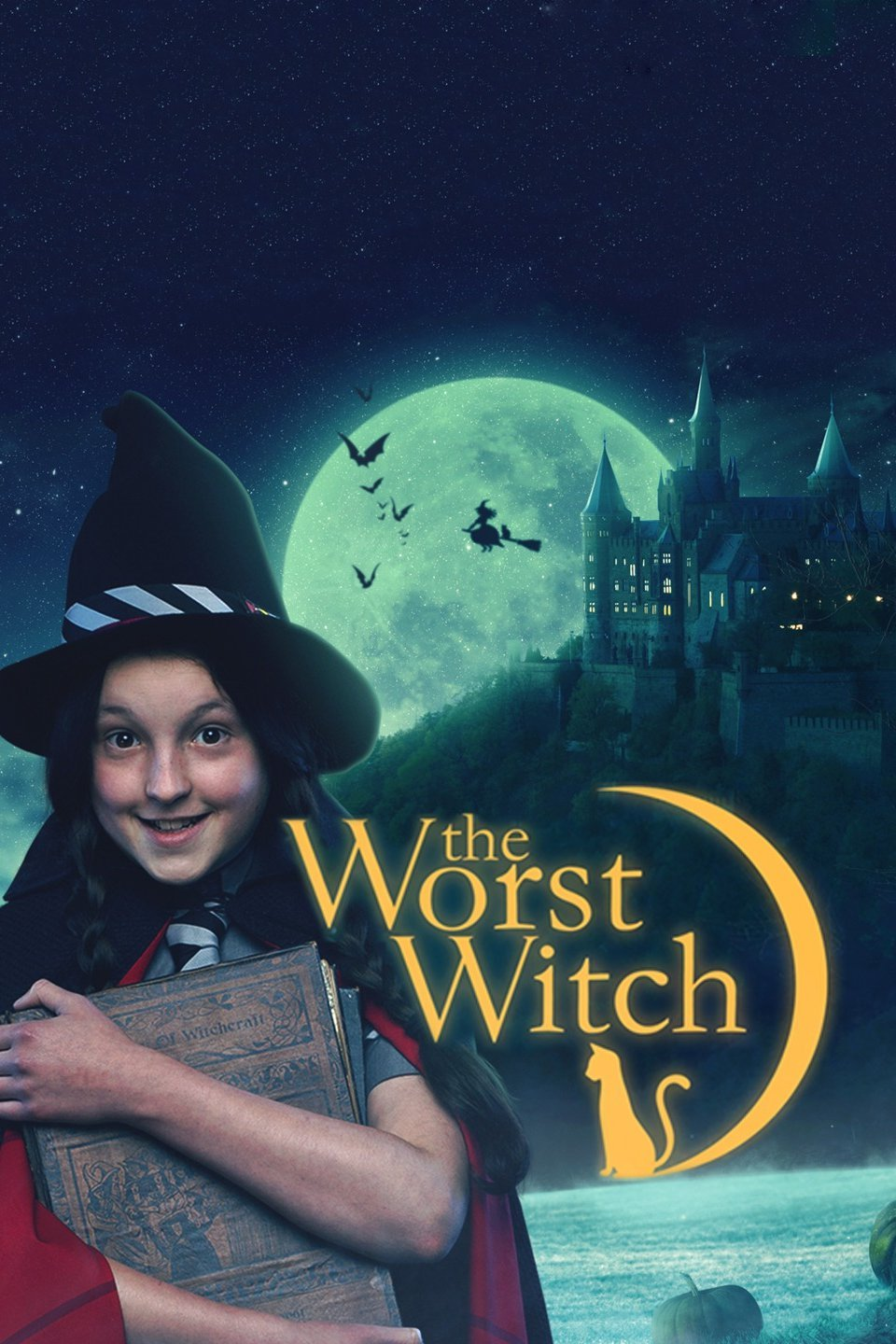 The Worst Witch S01 E01
