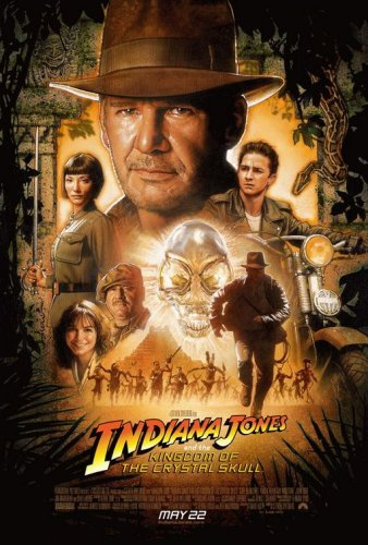 Indiana Jones and the Kingdom of the Crystal Skull (2008) مترجم