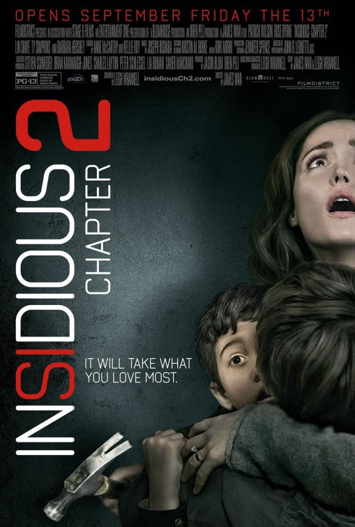Insidious: Chapter 2 2013