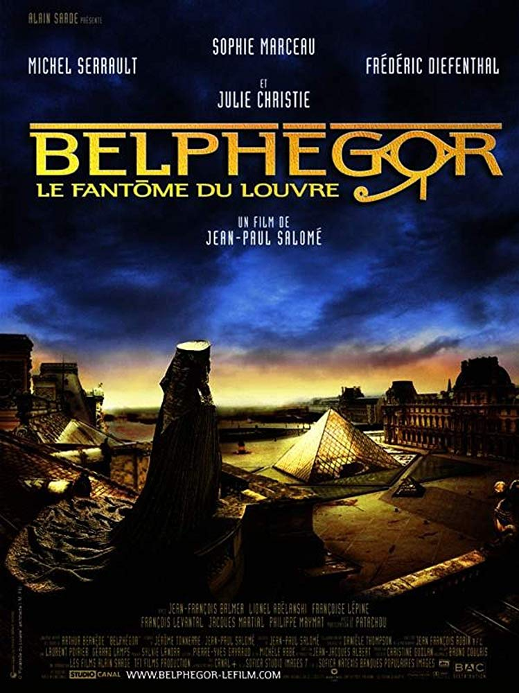 Belphegor: Phantom of the Louvre 2001