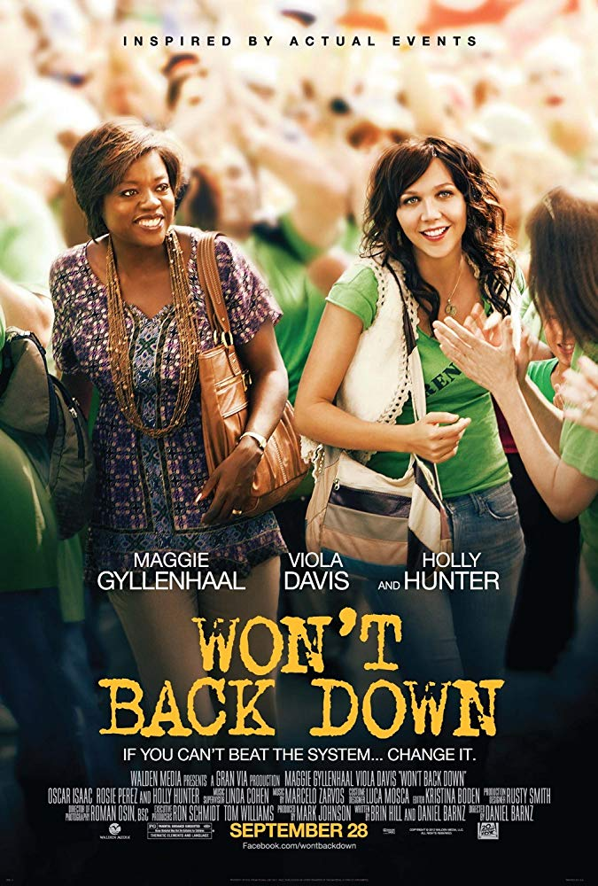 Won't Back Down 2012