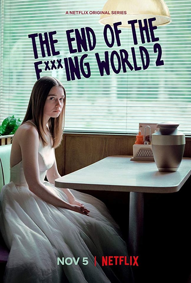 The End of the F***ing World S02 E08 Cut