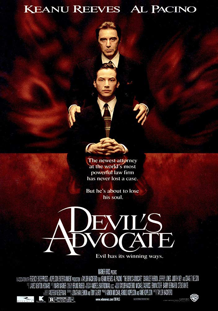 The Devil's Advocate 1997 Cut