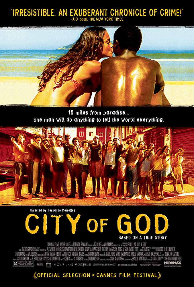 City of God 2002 Cut