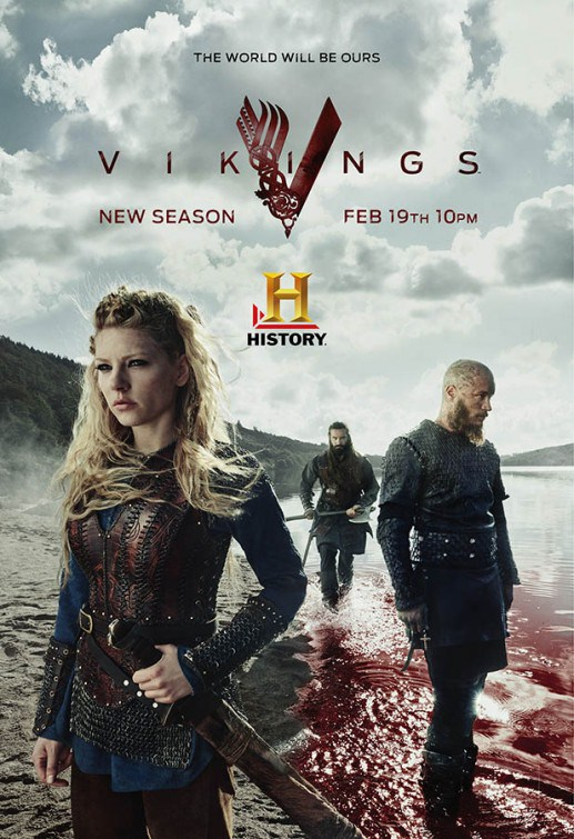 Vikings S03 E01 Cut