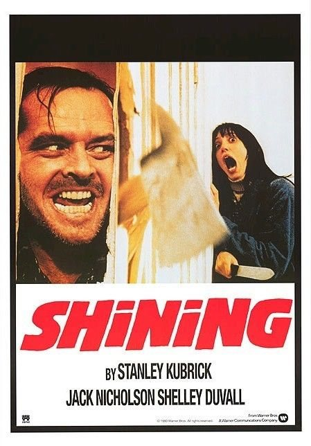 The Shining 1980 Cut