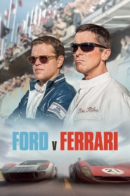 Ford V Ferrari 2019 HD BluRay مترجم