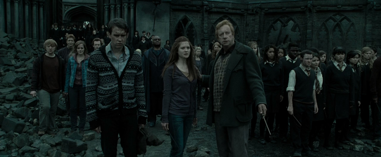 Harry Potter and the Deathly Hallows: Part 2 (2011) مترجم