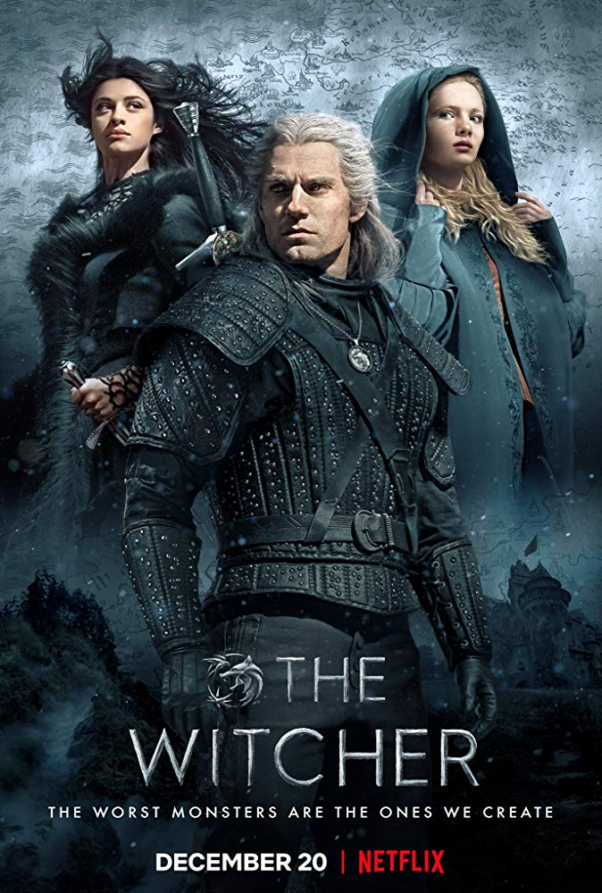 The Witcher S01 E01 Cut