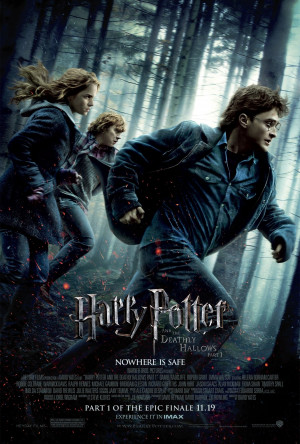 Harry Potter and the Deathly Hallows: Part 1 2010 Cut مترجم