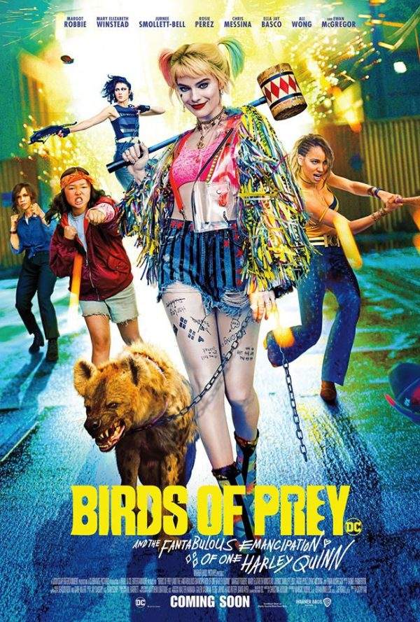 Birds of Prey: And the Fantabulous Emancipation of One Harley Quinn 2020 Cut