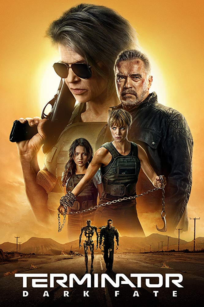 Terminator: Dark Fate 2019 Cut