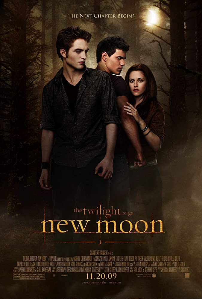 The Twilight Saga: New Moon 2009 Cut