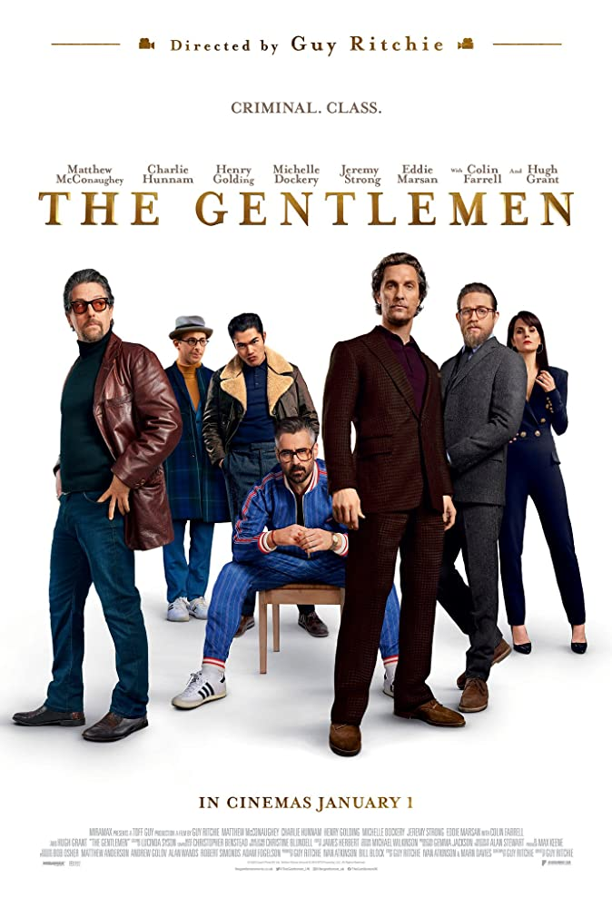 The Gentlemen 2019 Cut