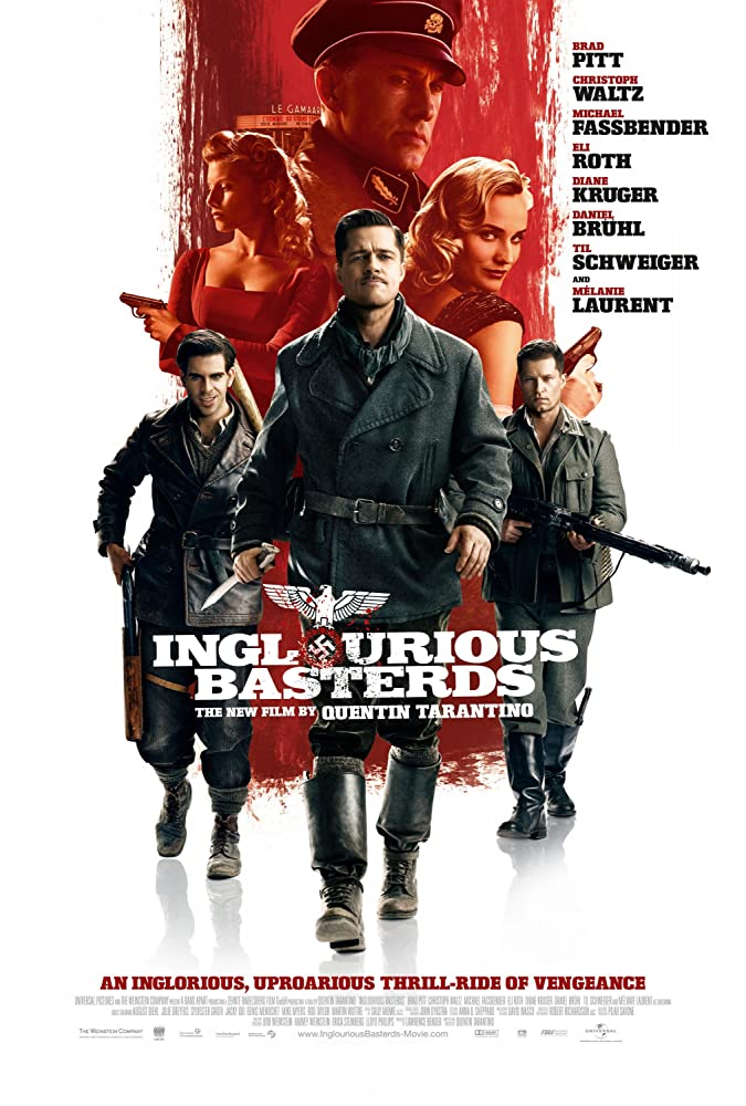 Inglourious Basterds 2009 Cut