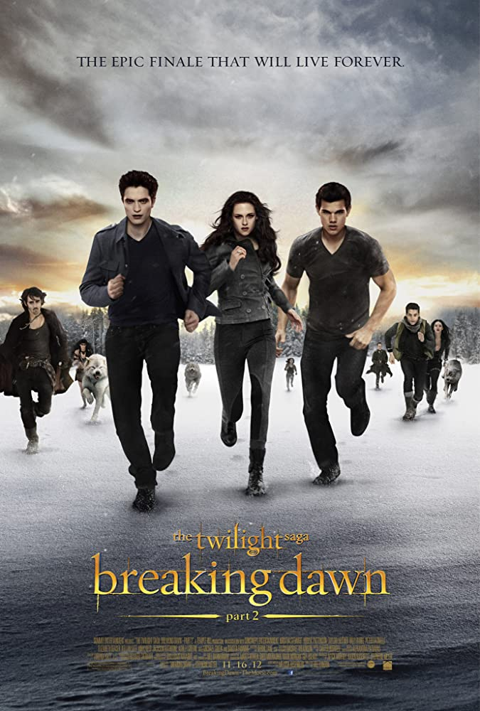 The Twilight Saga: Breaking Dawn - Part 2 2012 Cut