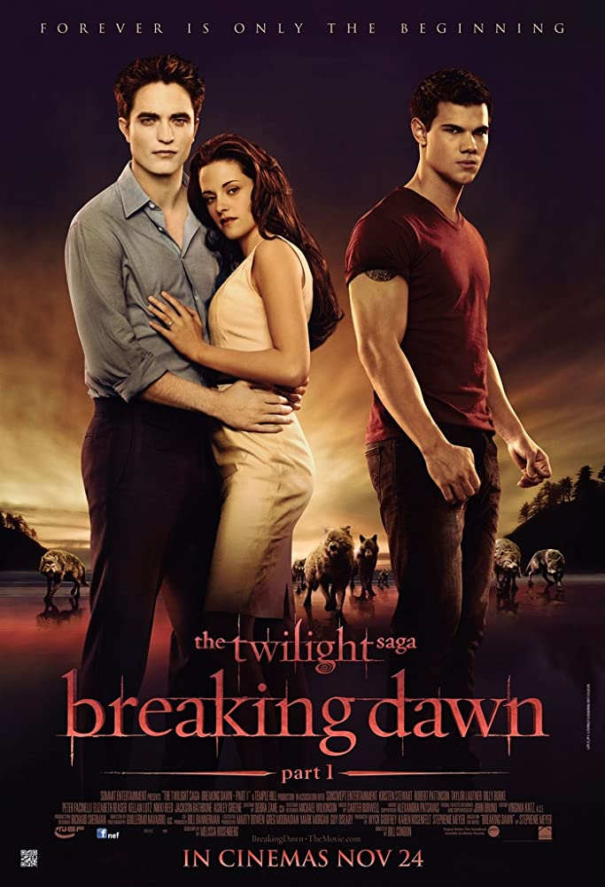 The Twilight Saga: Breaking Dawn - Part 1 2011 Cut