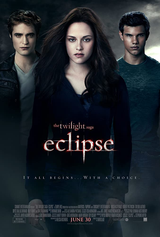 The Twilight Saga: Eclipse 2010 Cut