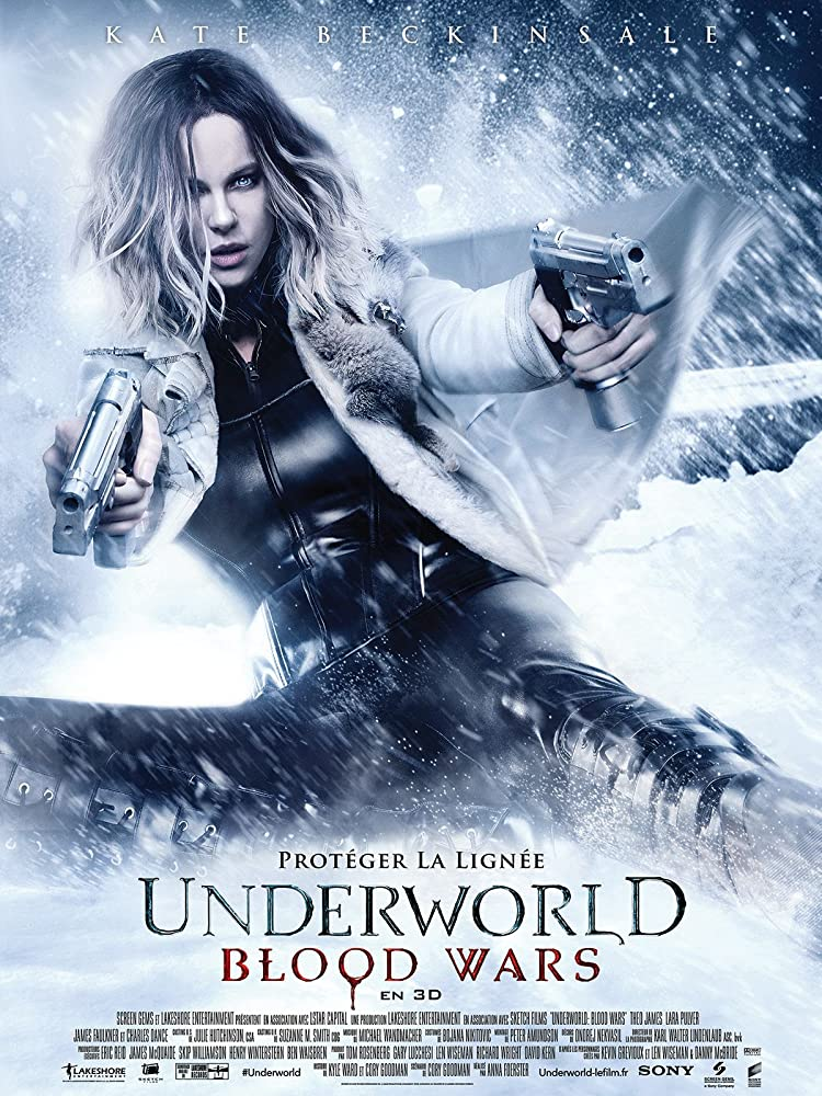 Underworld: Blood Wars 2016 Cut