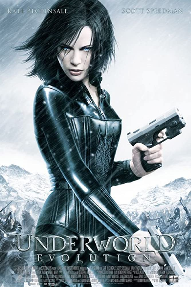 Underworld :Evolution 2006 Cut