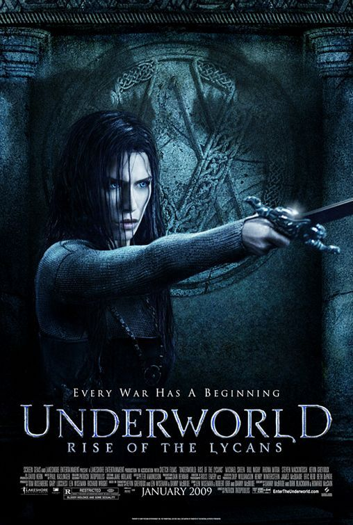 Underworld: Rise of the Lycans 2009 Cut