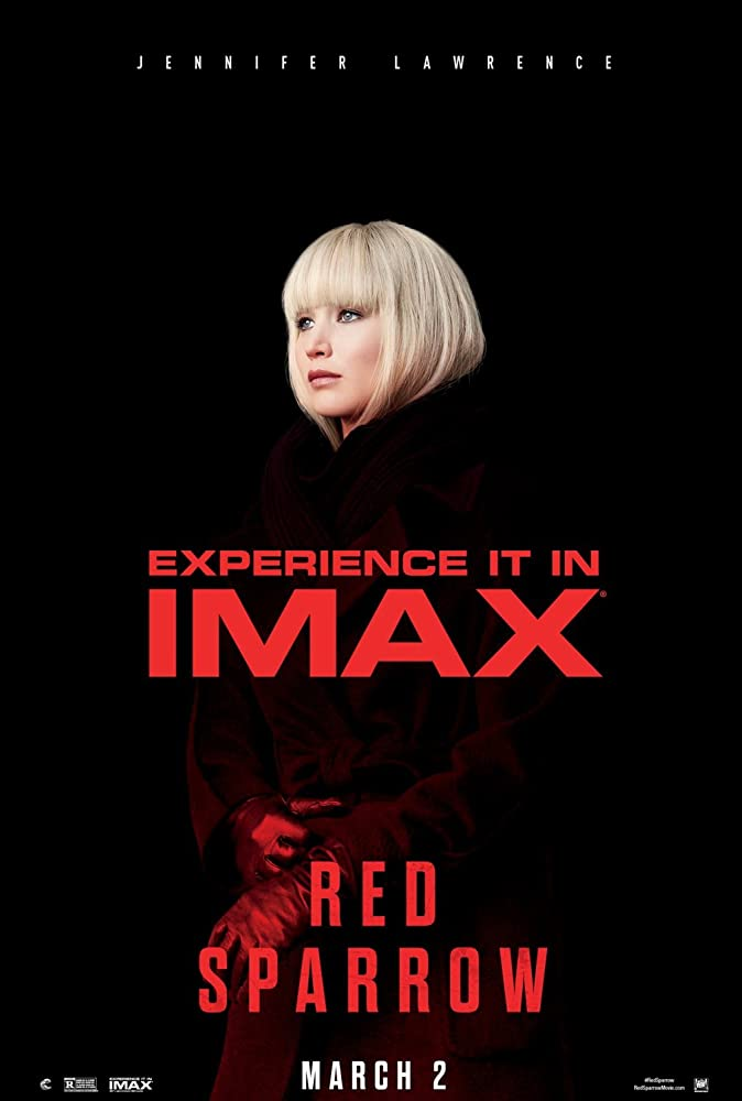 Red Sparrow 2018 Cut