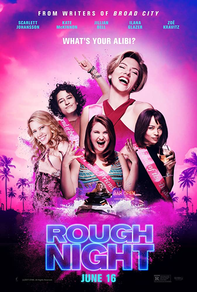 Rough Night 2017 Cut